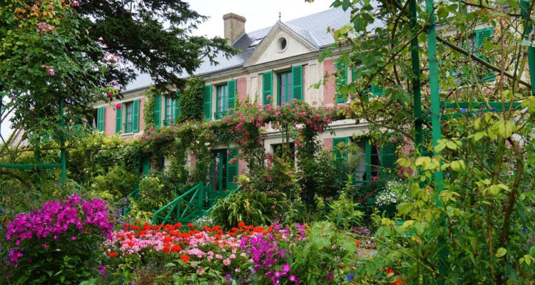 Maison Claude Monet à Giverny