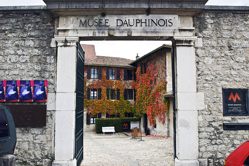 Museum Dauphin Grenoble Isere Rhone-Alpes France Musee Dauphinois