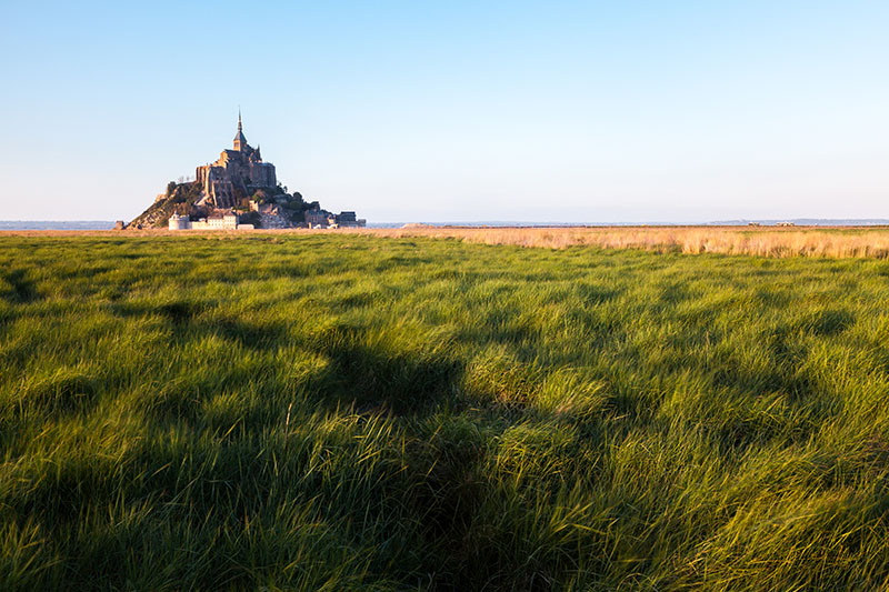 Mont Saint-Michel, Normandy, France